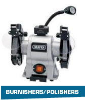 Burnishers and polishers